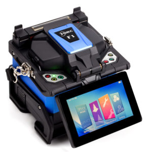 FORC F1 Fusion Splicer Screen On