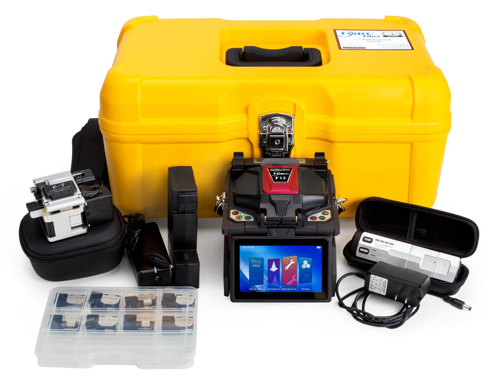 FORC F12 Ribbon Splicer Full Kit